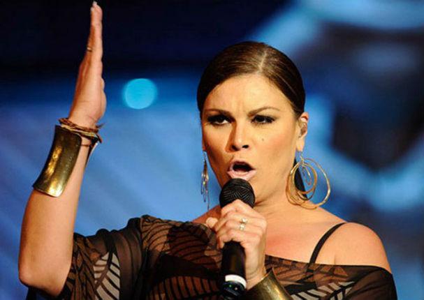 Olga Tañón manda mensaje a las 'flacas insípidas'