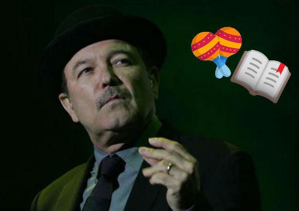 Rubén Blades asegura que la salsa debe ser considerada como literatura