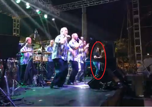 Interpretan letras del Gran Combo con señas (VIDEO)