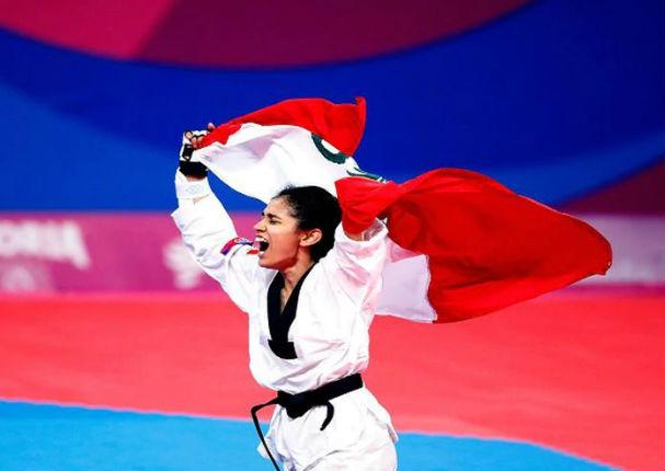 Peruana nominada a mejor Para deportista de América