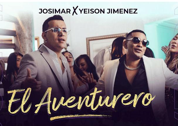 Escucha aquí 'El aventurero' la nueva versión de Josimar (VIDEO)