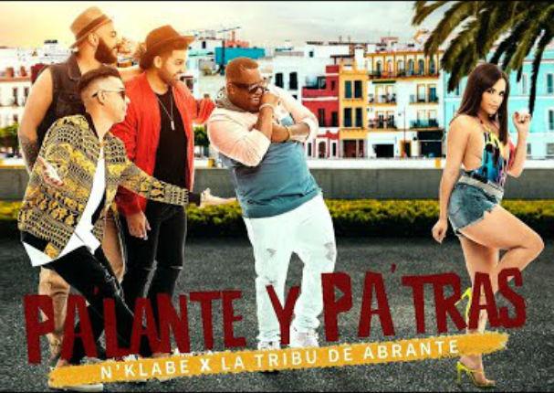 ESTRENO: N'Klabe publica 'Pa'Lante y pa'trás'