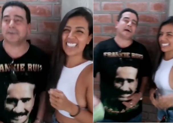 Kate Candela sorprende con cover de Frankie Ruiz (VIDEO)