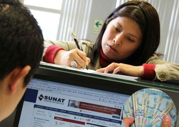 Sunat dio fecha para iniciar la devolución de Impuesto a la Renta