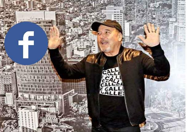 Utilizan imagen de Rubén Blades para este tipo de estafa