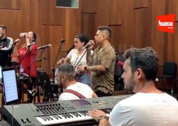 ¡En exclusiva! Mira la práctica del concierto Tony Succar