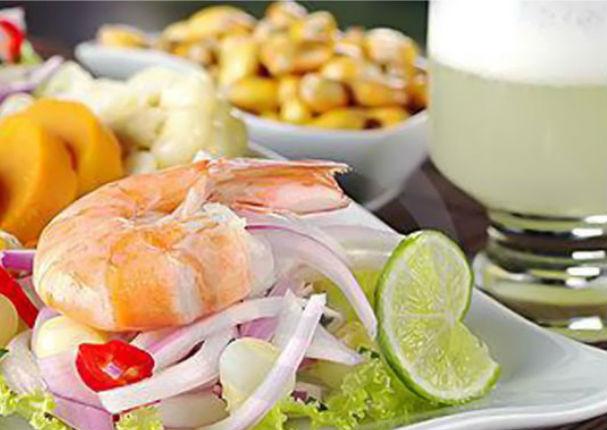 Según diario inglés, el ceviche y pisco sour son los mejores platos... ¡¿chilenos?!