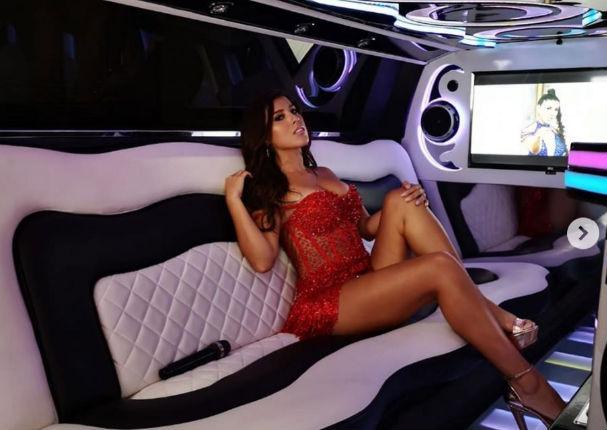 Yahaira Plasencia fue elegida como una de las mejores vestidas en los Premios Lo Nuestro