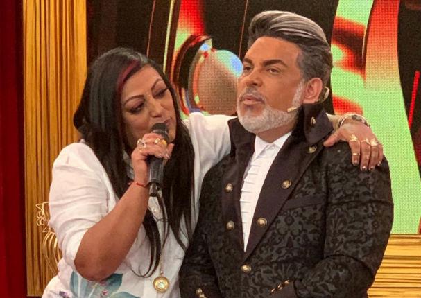 La India reafirmó su relación con Andrés Hurtado con este gesto