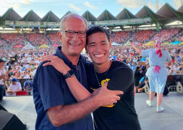 Tony Succar ofrece un emotivo mensaje a su padre