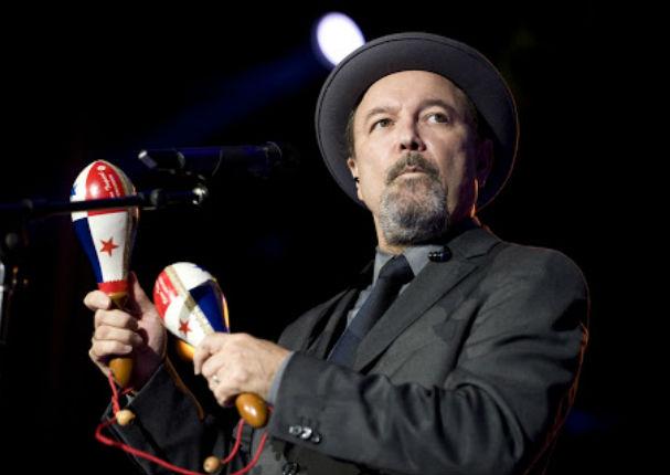 Rubén Blades hace bailar a la hija de conocido artista
