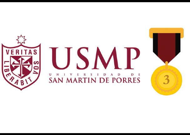 Universidad San Martín en el top 3 de mejores universidades según prestigioso ranking