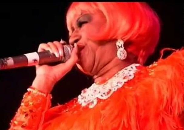 Que le den candela - Celia Cruz