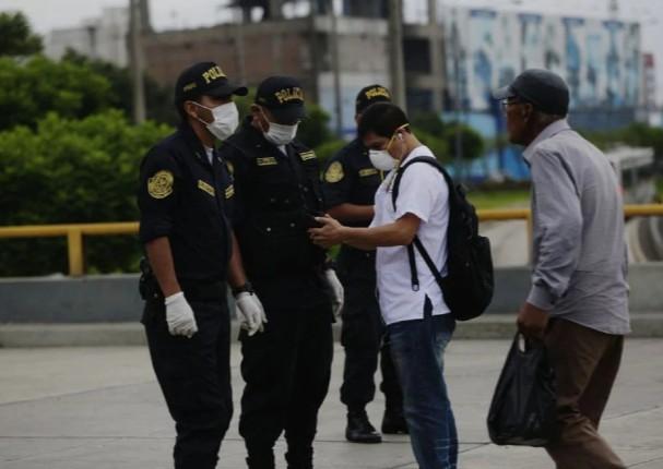 Ministro del Interior asegura que se darán 3 años de cárcel a quien incumpla la cuarentena