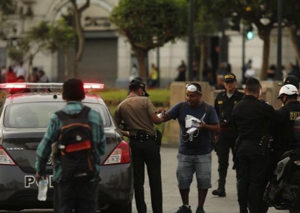 Ministro de Justicia anuncia pena de hasta 20 años por incumplir cuarentena o propagar el Covid-19
