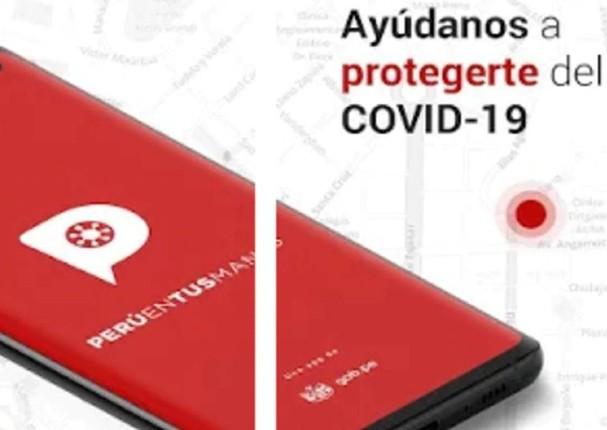 Gobierno publica aplicación que ayuda a prevenir contagio del coronavirus