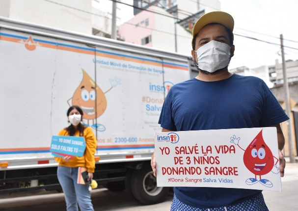 'Dona móvil' llegará a los hogares de quienes quieran donar sangre