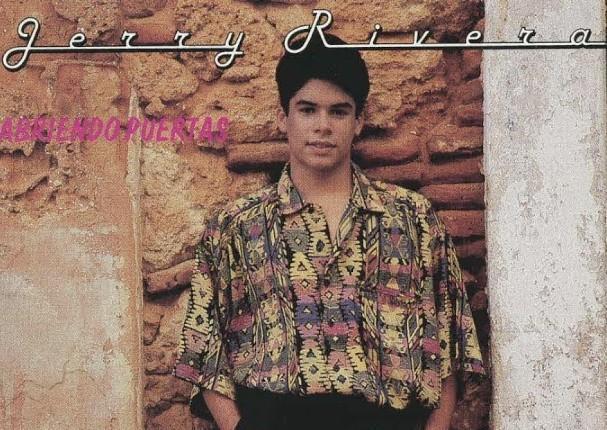 Nada sin tí - Jerry Rivera