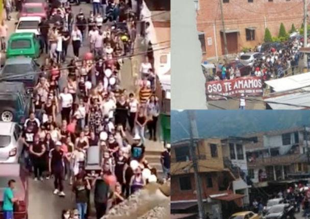 En Colombia violan el estado de emergencia para darle el adiós a un jefe criminal