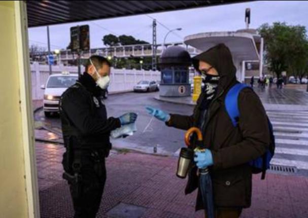 España registra alza en dados de alta y descenso en personas fallecidas con coronavirus