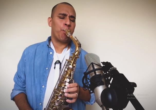 Peruano Cristian Romero es reconocido entre los mejores saxofonistas del mundo
