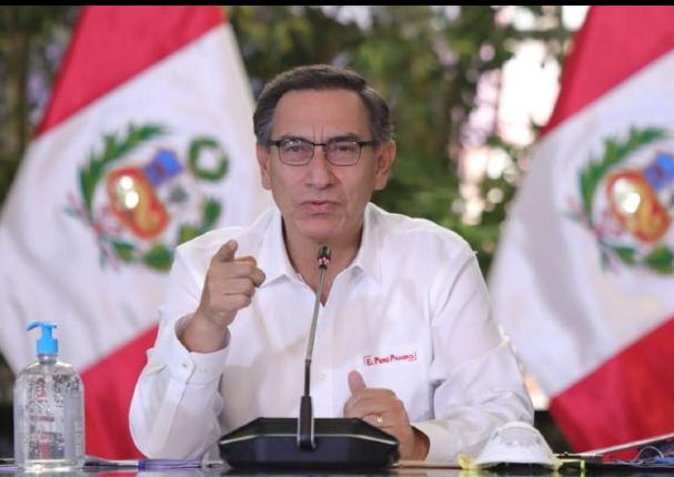 Martín Vizcarra es el presidente con mayor aprobación en Sudamérica