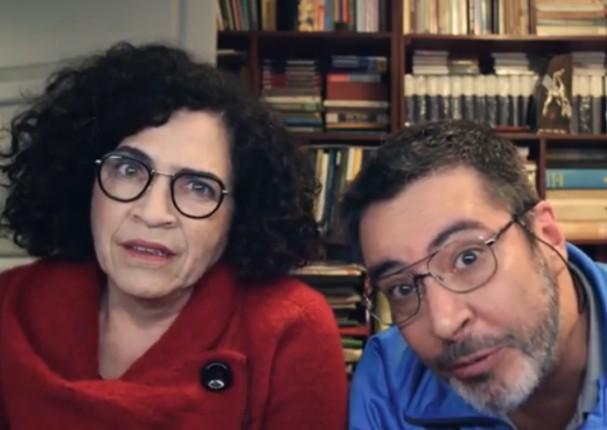 Wendy Ramos y Carlos Carlín presentan divertida serie de comedia