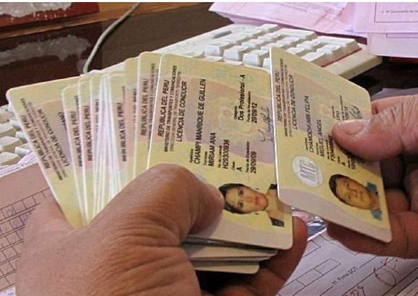 Licencias de conducir vencidas tendrán validez hasta el 31 de julio