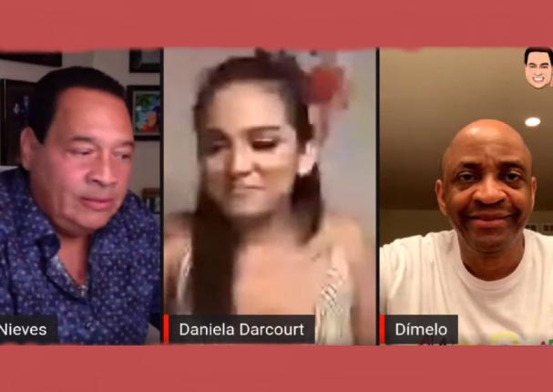 Tito Nieves promete inédita canción junto a Daniela Darcourt y Sergio George
