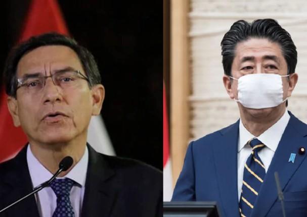 Japón ofrece al Perú material sanitario para combatir el coronavirus