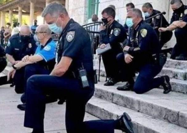 Policía de Miami y Nueva York piden perdón a sus ciudadanos por actos de sus compañeros