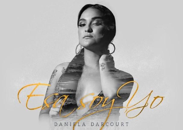 Daniela Darcourt se encuentra feliz tras recordar el primer aniversario de su primer disco