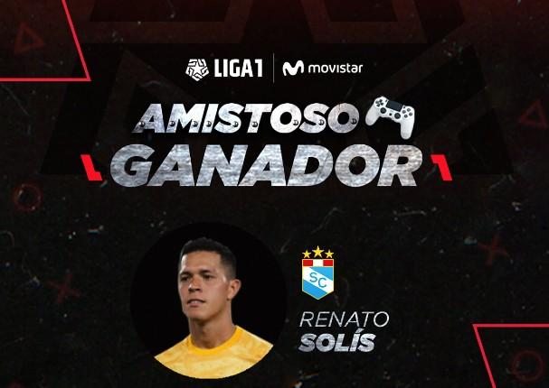 Renato Solis vence a Hansell Riojas en duelo de PES por la Liga 1 Movistar