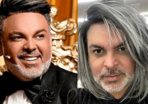 Andrés Hurtado tras burlas por su nuevo look: 'Para qué pedí opinión a estos humanos'
