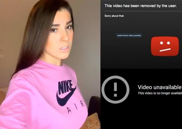 Eliminan videoclip de 'Cobarde' de Yahaira Plasencia de YouTube