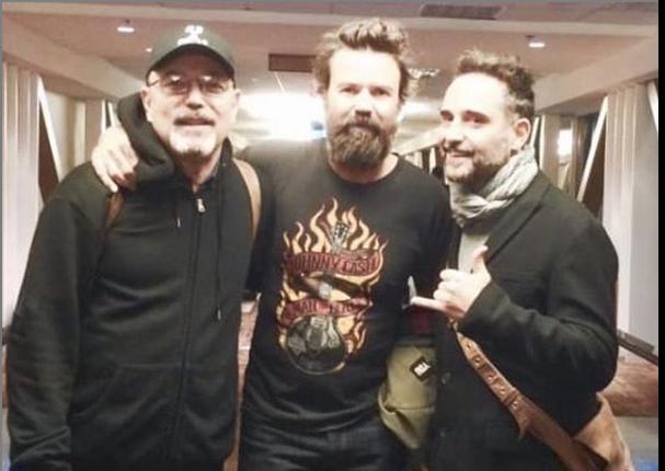 Rubén Blades redacta sentimental carta tras la partida del vocalista de Jarabe de Palo