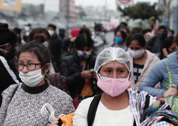 Perú está entre los 10 países con más casos de Covid-19 en el mundo