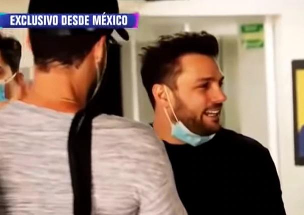 Cancillería peruana asegura que no organizaron viaje a México de Nicola Porcella