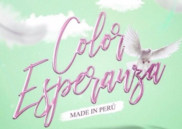 'Color esperanza' será la nueva canción que reunirá a salseros peruanos