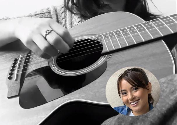 Amy Gutiérrez sorprende a sus fanáticos al interpretar nueva canción
