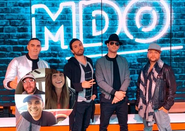 MDO presenta versión salsa de su éxito 'Te quise olvidar'
