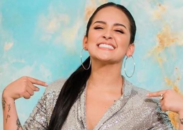 Reconocida cantante española queda fascinada con la música de Daniela Darcourt
