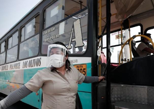 Protector facial será de uso obligatorio en los próximos días