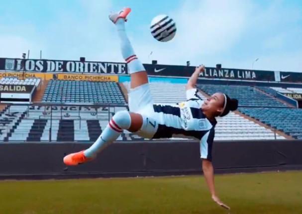 Alianza Lima presenta redes oficiales de su equipo femenino y se vuelve viral
