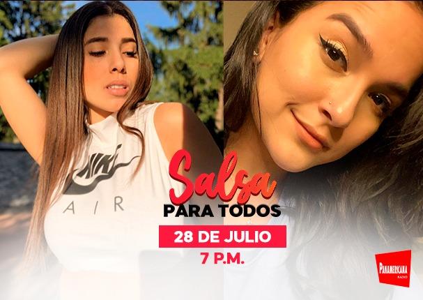 Daniela Darcourt y Yahaira Plasencia cantarán juntas en concierto por Fiestas Patrias