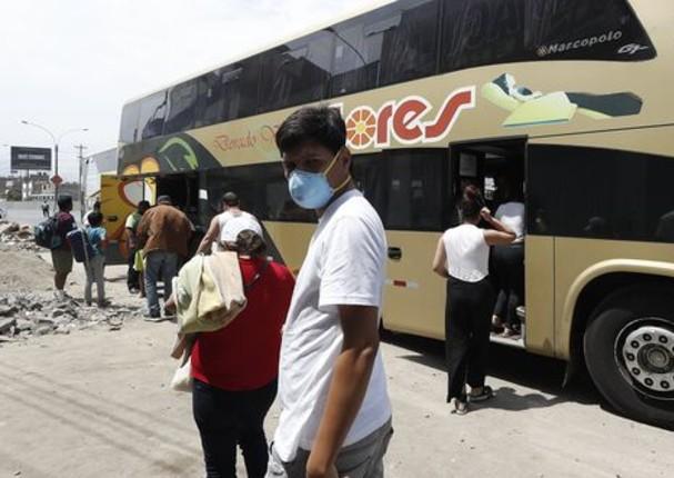 Se prohiben los viajes interprovinciales a estas regiones del país