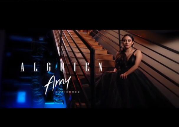 Amy Gutiérrez anuncia el estreno de su nuevo tema 'Alguien'