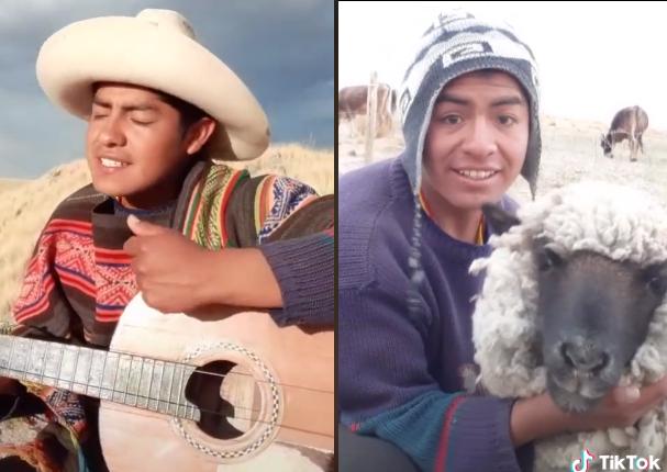 Peruano se vuelve viral en Tik Tok con más de 400 mil seguidores