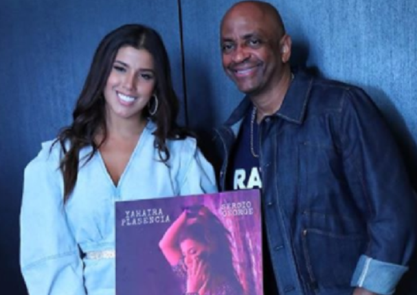 Sergio George anuncia que Yahaira Plasencia cambiará de género musical