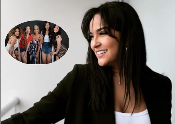 Daniela Darcourt grabará recordado tema con Son Tentación